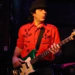 Carlisi, the bass player