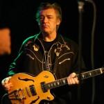 Chris Spedding, legendary guitar player