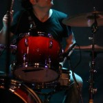 Todd Glass, drummer for the band