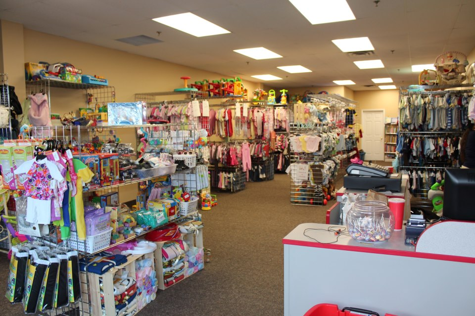Kids clothing stores store thrifty kids