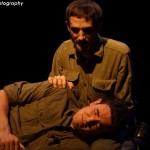 A.J. Haygarth as Nathan and Michael Pearson as Charlie