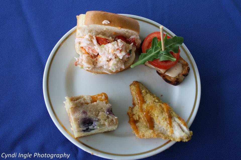 Lakeside 2012: A variety of tasty treats!