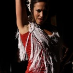 Alexandra Talbot, dance