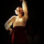 Lia Grainger, dance