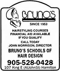 Bruno's School of Hair Design