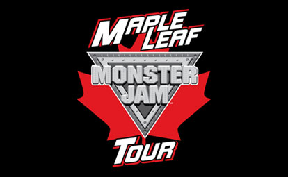 Win tickets to the 2014 Maple Leaf Monster Jam Tour, FirstOntario Centre, April 5/14