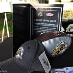 Sweet prizes from the Ti-Cats.