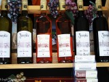 Many varieties of wines from Joseph's to try.