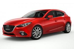 Win a 2015 Mazda 3 at London Calling, April 30/15