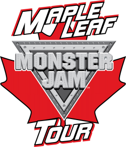 Maple Leaf Monster Jam logo