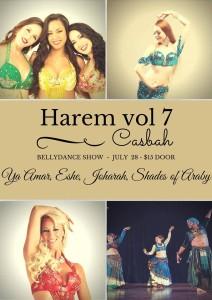 Harem Vol. 7 Poster