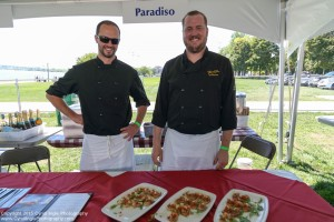 Paradiso chefs and goodies!