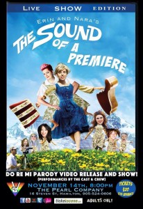 Erin and Nara: The Sound of a Premiere!, Pearl Company, Nov. 14/15