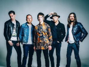 The Temperance Movement touring with Deep Purple and Judas Priest, FirstOntario Place, August 27/18