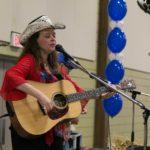 Brenda singing
