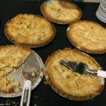 Yummy pies for dessert
