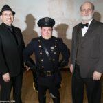 Brian, Dean and Jim looking dapper