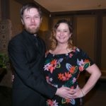 Jonny Kerr and Shari Dunn