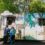 Jamaican Patty Shack was at the event
