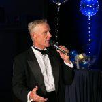 Paul Gordon sang and danced