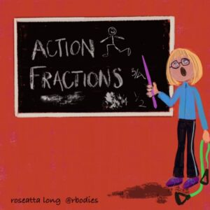 Fitness Fridays: May 22/20: Using action fractions: Grab your mobile…and get mobile!