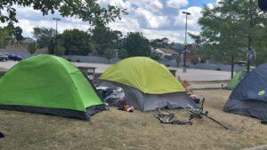 Hamilton's homeless encampments: A call for compassion