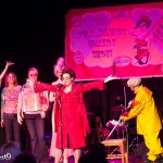 The grand finale of the Full Bawdy Comedy Show!