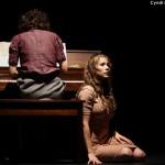 Allison Warwick as Rebecca and Cassandra Bowerman as Hope