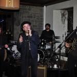 Paul Reddick and his band