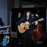 Rita Chiarelli and her band