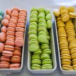 Delicious macarons.