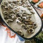 Oysters from Jake's Boat House