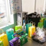 Lots of great raffle prizes