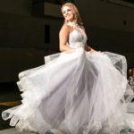 Beautiful wedding dress by Designs by Merike