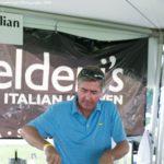 Making yummy pasta at Beldeni's Italian Kitchen