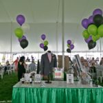 Lots of amazing silent auction items