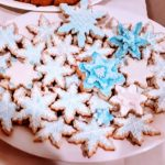 Cookies that were almost too lovely to eat