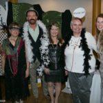 Barton Village BIA Executive Director Rachel Braithwaite (far right) with her amazing volunteers.