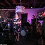 Jonny Kerr and Shari Dunn and band
