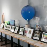 Lots of great silent auction items to bid on